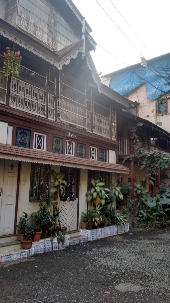 An age old house in bandra