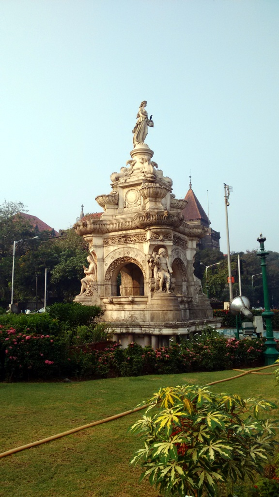 The Flora Fountain