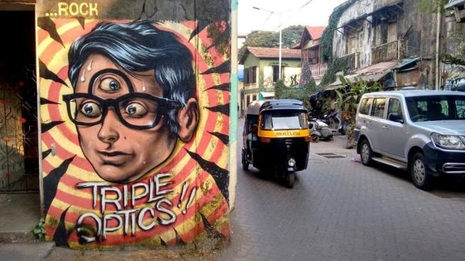 Wall Art - Bandra