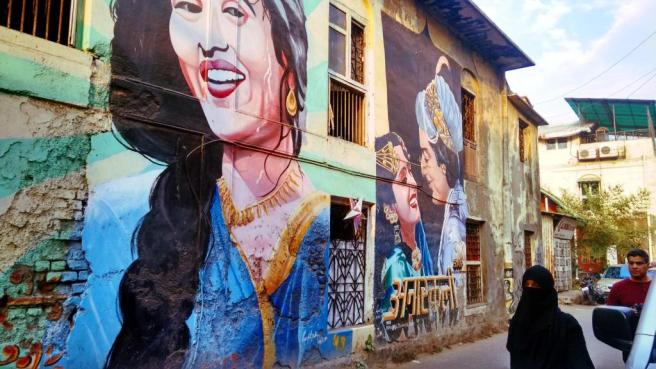 Bollywood Wall Art - Bandra
