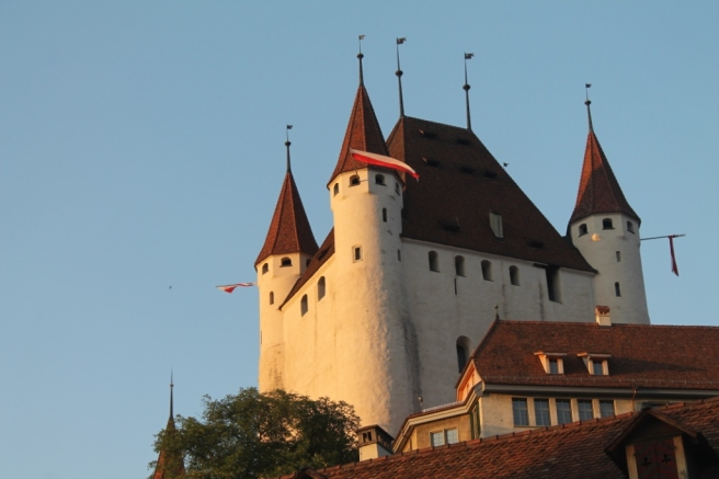 the thun castle