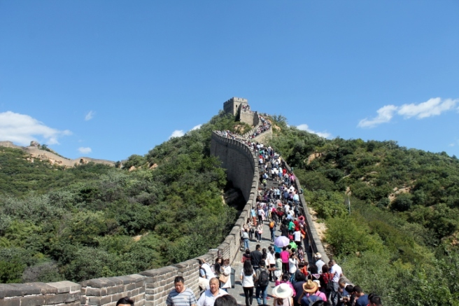 The great wall of china 6