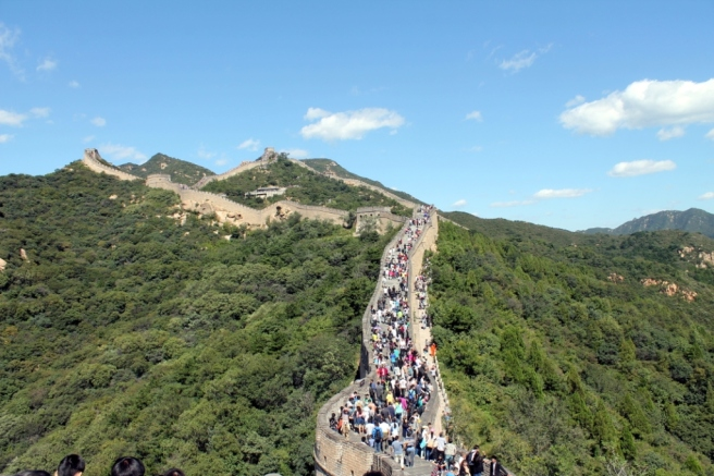 The great wall of china 8