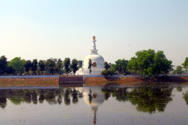 3. Vaishali, an ancient city, is the birth place of Lord Mahavira